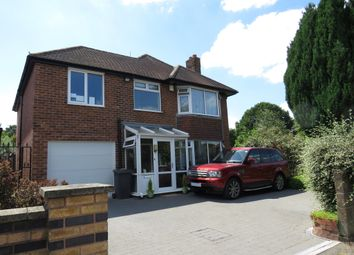 Thumbnail 5 bed detached house for sale in Greenhills Road, Eastwood, Nottingham