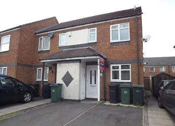 Thumbnail 2 bedroom property to rent in Hawkins Croft, Tividale Quays, Tipton