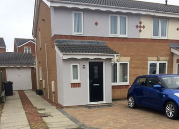 Thumbnail 3 bedroom semi-detached house for sale in Bede Close, Holystone, Tyne & Wear
