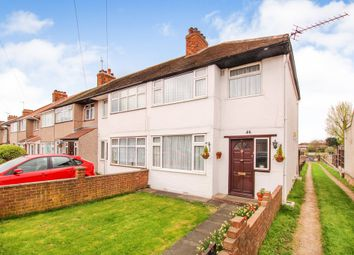 Thumbnail 3 bedroom end terrace house for sale in Lodge Lane, Romford, Essex