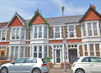 Thumbnail 3 bed terraced house to rent in Newfoundland Road, Heath/Gabalfa, Cardiff