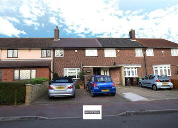 Thumbnail 3 bed terraced house for sale in Hazel Grove, Romford