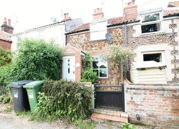 Thumbnail 2 bedroom terraced house to rent in The Green, Hempton, Fakenham