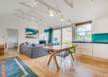 Thumbnail 2 bed semi-detached house for sale in Eyot Green, London