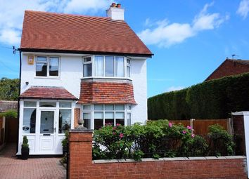 Thumbnail 3 bed detached house for sale in Park Road, Meols