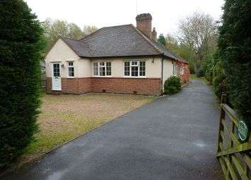 Thumbnail 2 bed bungalow to rent in Forest Road, Ascot