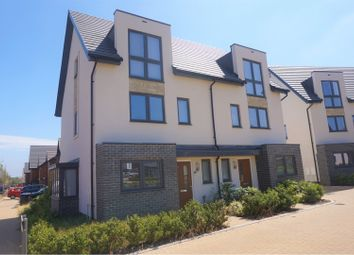Thumbnail 3 bed semi-detached house for sale in Rievaulx Way, Daventry