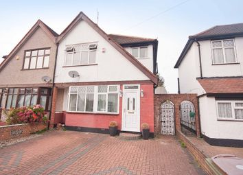 Thumbnail 3 bed semi-detached house for sale in Hillcroft Avenue, Pinner