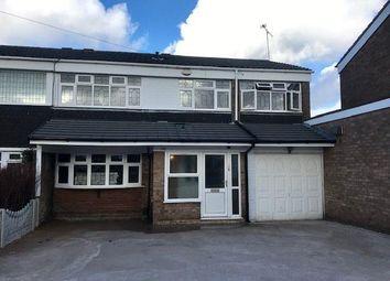 Thumbnail 2 bedroom flat to rent in Two Bedroom Flat, Summerfields Avenue, Halesowen