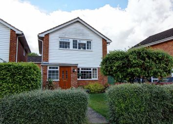 Thumbnail 4 bed detached house for sale in Wills Way, Tadburn, Romsey