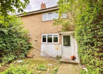 Thumbnail 2 bed terraced house for sale in Dorset Close, Great Yarmouth