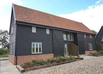 Thumbnail 3 bedroom semi-detached house for sale in Duke Street, Hintlesham, Suffolk