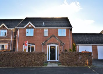 Thumbnail 4 bed detached house for sale in Charlock Drive, Stamford
