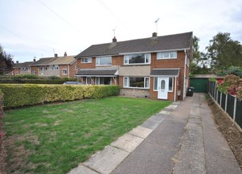 Thumbnail 3 bed semi-detached house for sale in Walnut Avenue, Tickhill, Doncaster