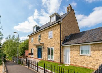 Thumbnail 5 bed link-detached house for sale in Wagstaff Way, Olney