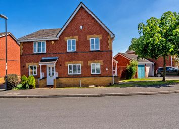 Thumbnail 3 bedroom semi-detached house for sale in Kenilworth Crescent, Reedswood, Walsall