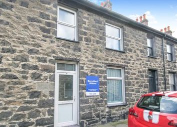 Thumbnail 3 bed terraced house for sale in Erasmus Street, Penmaenmawr, Conwy