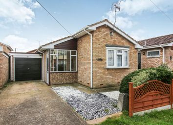 Thumbnail 1 bed detached bungalow for sale in Wamburg Road, Canvey Island