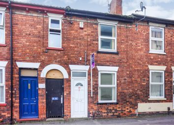 2 bed terraced house for sale in St. Rumbolds Street, Lincoln LN2