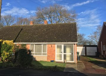 Thumbnail 2 bedroom semi-detached bungalow to rent in Yeoman Gardens, Willesborough, Ashford