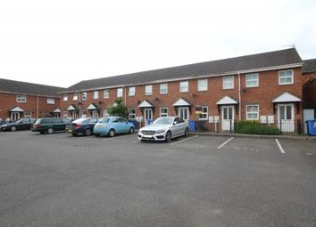 Thumbnail 2 bed terraced house to rent in Mill Green Court, Regent Street, Kettering