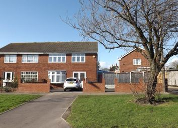 Thumbnail 3 bed semi-detached house for sale in Packington Avenue, Shard End, Birmingham