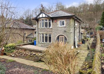 Thumbnail 3 bed detached house for sale in Burnley Road, Stacksteads, Bacup