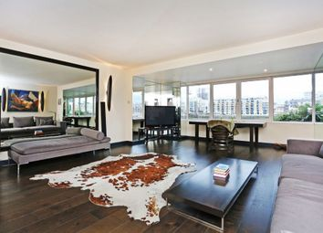 Thumbnail 2 bed flat for sale in 2 Sailmakers Court, William Morris Way, London