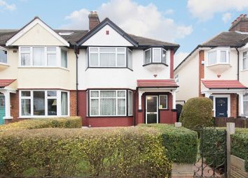 Thumbnail 3 bed end terrace house for sale in Aylward Road, London