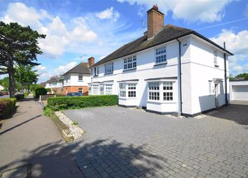 Thumbnail 4 bed semi-detached house for sale in Barnstaple Road, Southend-On-Sea