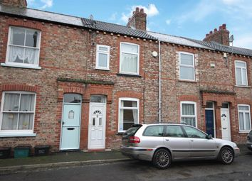 Thumbnail 2 bed terraced house for sale in Hillsborough Terrace, York