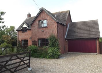 Thumbnail 4 bed detached house for sale in Roydon Hall Drive, Creeting St Peter