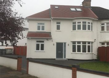 Thumbnail 5 bed semi-detached house for sale in Laneside, Edgware