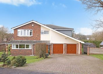 Thumbnail 5 bed detached house for sale in East Hill Close, Wallington, Fareham