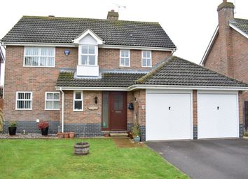 Thumbnail 4 bed detached house for sale in Hydes Orchard, Headcorn, Ashford