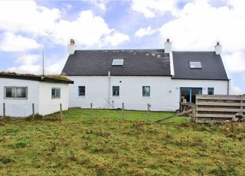 Thumbnail 4 bed detached house for sale in Cornaigbeg, Isle Of Tiree