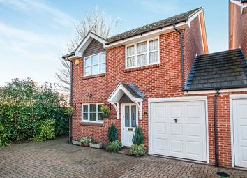 Thumbnail 4 bed detached house for sale in Woodside Road, Watford