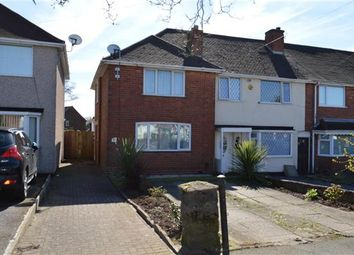 Thumbnail 2 bed end terrace house for sale in Stanhope Way, Pheasey Estate, Great Barr, Birmingham