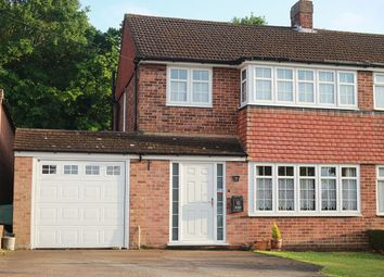 Thumbnail 3 bedroom semi-detached house for sale in Hollingworth Road, Petts Wood, Orpington