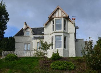 Thumbnail 4 bed property for sale in Shore Road, Kilcreggan, Argyll And Bute