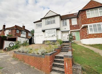 Thumbnail 4 bed semi-detached house for sale in Slades Rise, Enfield