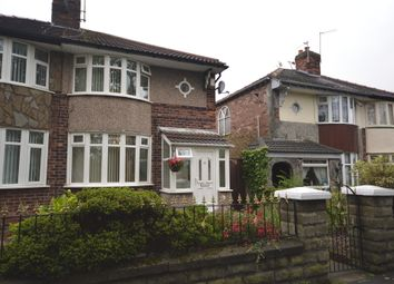 Thumbnail 2 bedroom semi-detached house for sale in Beach Road, Litherland, Liverpool