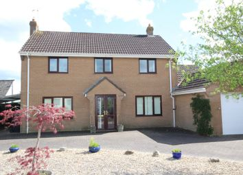 Thumbnail 4 bed detached house for sale in Leigh Road, Chulmleigh