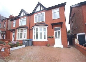 Thumbnail 3 bedroom semi-detached house for sale in Forest Gate, Blackpool