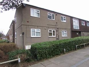Thumbnail 1 bedroom flat for sale in Lonsdale Road, Stevenage