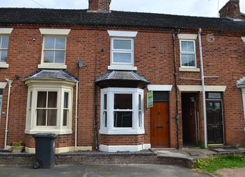 Thumbnail 2 bed terraced house for sale in Longslow Road, Market Drayton
