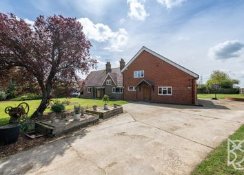 Thumbnail 5 bed detached house for sale in Pond Hall Road, Hadleigh, Suffolk