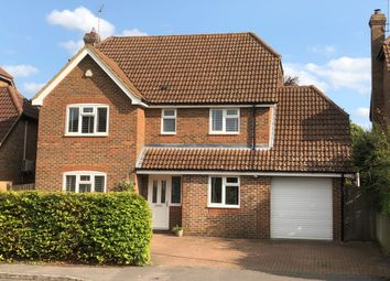 Bishops Field, Aston Clinton, Aylesbury HP22. 5 bed detached house