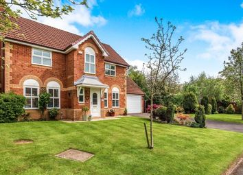 Thumbnail 4 bed detached house for sale in Oakengate, Fulwood, Preston, Lancashire