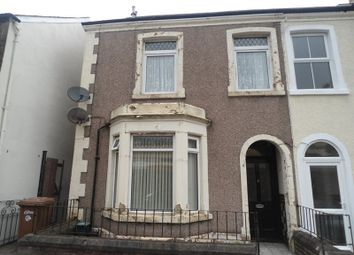 Thumbnail 1 bed property to rent in Station Terrace, Caerphilly